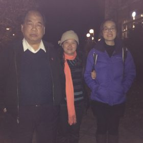 愛宴台灣移民的聖徒(德國柏林)